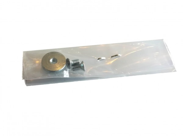 Connector, mounting aid for slider plate and Doorkeeper