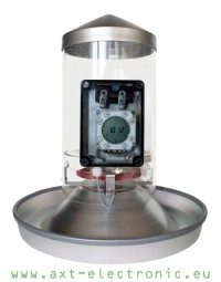 FA2-5 - Electronic Automatic Five-Litre Free-Standing Feeder
