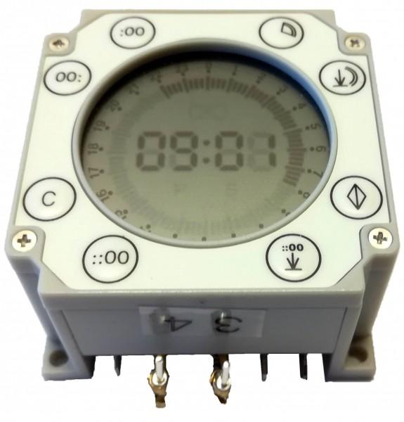 Zeitschaltuhr BS-D - digitale Batterie-Zeitschaltuhr (Ersatz) ohne Gehäuse