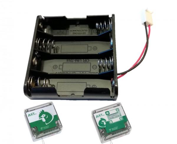 Batteriehalter für Elektronischen Pförtner VSD VSE