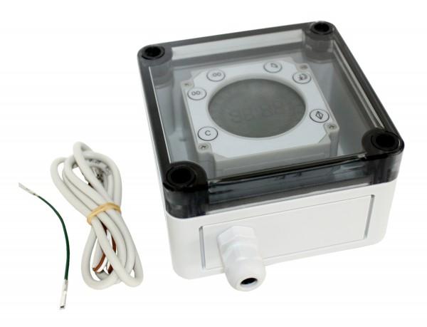 BS-D - digitale Zeitschaltuhr für VSBb - Elektronischen Pförtner mit Batterien